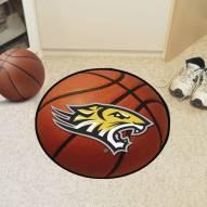 Towson Tigers Basketball Mat