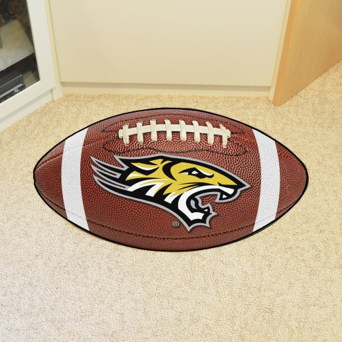 Towson Tigers NCAA Football Floor Mat
