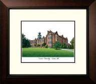 Towson Tigers Legacy Alumnus Framed Lithograph