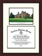Towson Tigers Legacy Scholar Diploma Frame