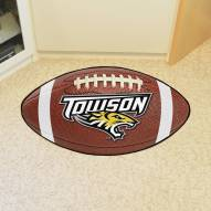 Towson Tigers Football Floor Mat