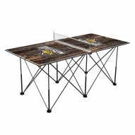 Towson Tigers Pop Up 6' Ping Pong Table
