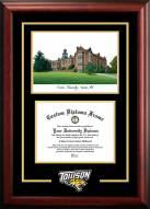 Towson Tigers Spirit Graduate Diploma Frame