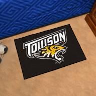 Towson Tigers Starter Rug
