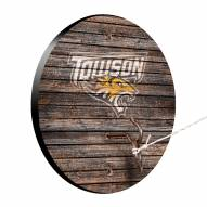 Towson Tigers Weathered Design Hook & Ring Game