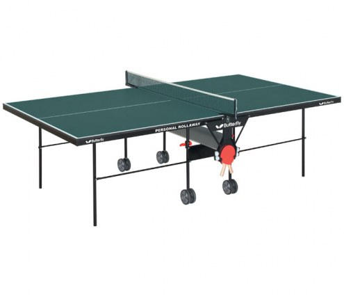 Butterfly Personal Rollaway 19 Ping Pong Table