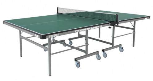 Butterfly Premium Rollaway 19 Ping Pong Table