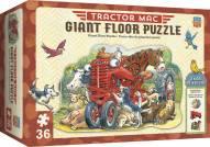 Tractor Mac 36 Piece Shaped Floor Puzzle