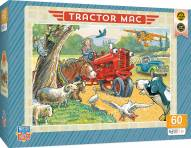 Tractor Mac Out for a Ride 60 Piece Puzzle