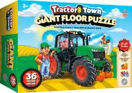 Tractor Town 36 Piece Giant Floor Puzzle