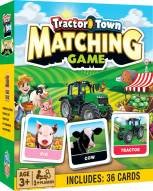 Tractor Town Matching Game