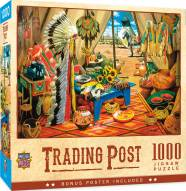 Tribal Spirit Trading Post 1000 Piece Puzzle