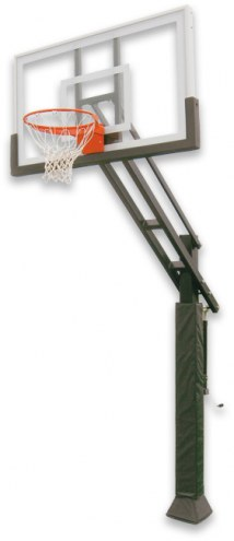 Triple Threat TPT554-LG Adjustable Basketball Hoop