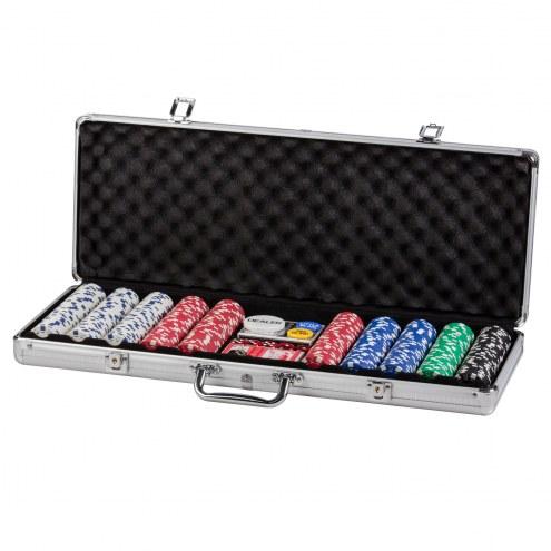 Triumph 500 Poker Chips W/ Case