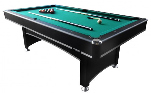 Triumph 7' Phoenix Pool Table with Table Tennis Top
