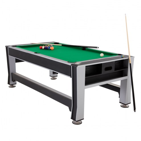 "Triumph 84"" 3-IN-1 Swivel Table"