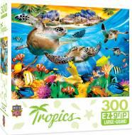 Tropics Breaking Waves 300 Piece EZ Grip Puzzle