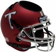 Troy Trojans Alternate 1 Schutt Football Helmet Desk Caddy