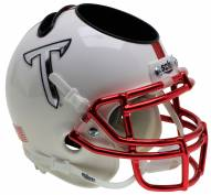 Troy Trojans Alternate 4 Schutt Football Helmet Desk Caddy