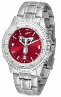 Troy Trojans Competitor Steel AnoChrome Men's Watch