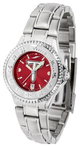Troy Trojans Competitor Steel AnoChrome Women's Watch