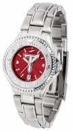 Troy Trojans Competitor Steel AnoChrome Women's Watch