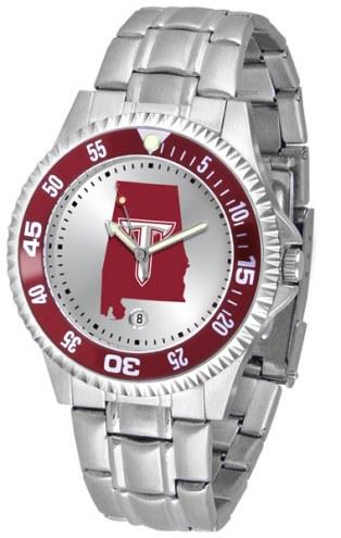 Troy Trojans Competitor Steel Men's Watch