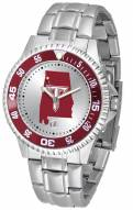 Troy Trojans Competitor Steel Men's Watch