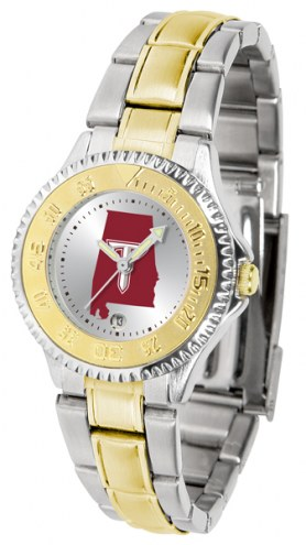 Troy Trojans Competitor Two-Tone Women's Watch