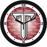 Troy Trojans Dimension Wall Clock