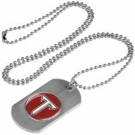 Troy Trojans Dog Tag