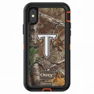 Troy Trojans OtterBox iPhone X Defender Realtree Camo Case