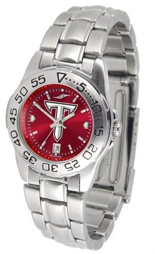 Troy Trojans Sport Steel AnoChrome Women's Watch