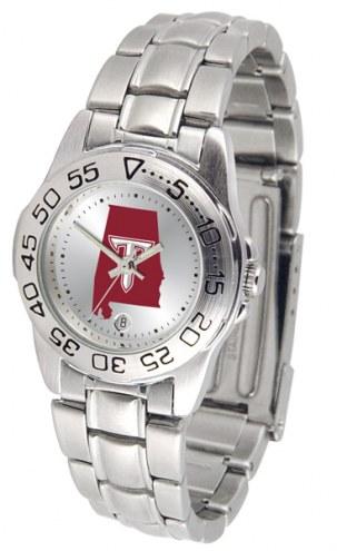 Troy Trojans Sport Steel Women's Watch