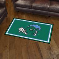 Tulane Green Wave 3' x 5' Area Rug