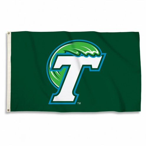 Tulane Green Wave 3' x 5' Flag