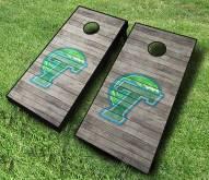 Tulane Green Wave Cornhole Board Set