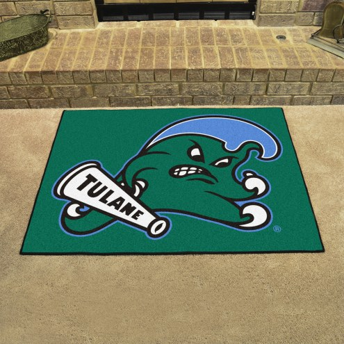 Tulane Green Wave All-Star Mat