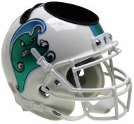 Tulane Green Wave Alternate 2 Schutt Football Helmet Desk Caddy