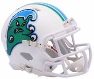 Tulane Green Wave Riddell Speed Mini Collectible Football Helmet