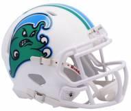 Tulane Green Wave Riddell Speed Mini Collectible Football Helmet