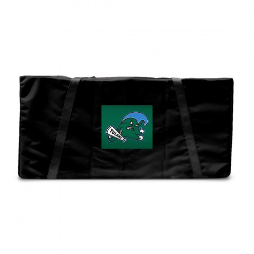 Tulane Green Wave Cornhole Carrying Case