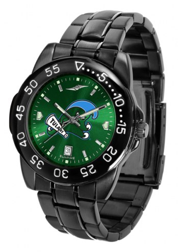 Tulane Green Wave FantomSport AnoChrome Men's Watch
