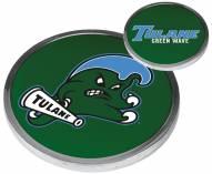 Tulane Green Wave Flip Coin
