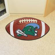 Tulane Green Wave Football Floor Mat