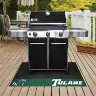 Tulane Green Wave Grill Mat