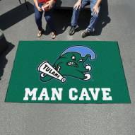 Tulane Green Wave Man Cave Ulti-Mat Rug