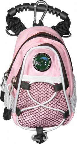 Tulane Green Wave Pink Mini Day Pack