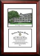 Tulane Green Wave Scholar Diploma Frame