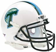 Tulane Green Wave Schutt Mini Football Helmet